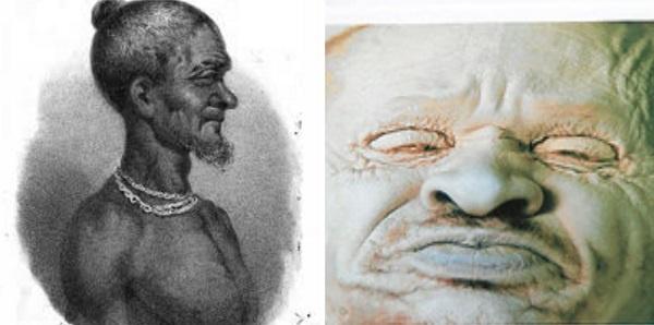 Badu Bonsu II; the King whose head was preserved in a jar in a laboratory
