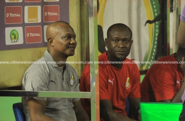 Kwasi Appiah saw something good in C.K that's why he was his assistant - Randy Abbey