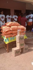VIDEO: Legon Cities donate to CILIA Orphanage in Sunyani ahead of Aduana clash