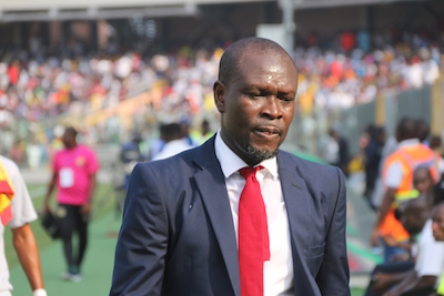 'I understand the demand that come with the job'- Black Stars coach CK Akonnor