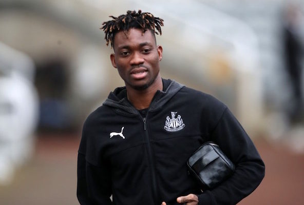 Christian Atsu set for Newcastle exit
