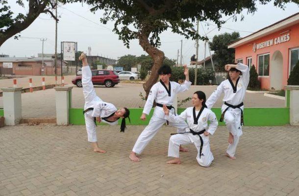 World Taekwondo Peace Corps arrive in Ghana for S2S Campaign