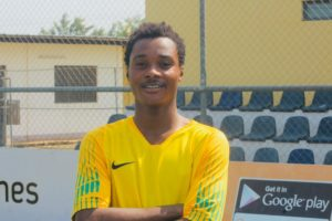VIDEO: WAFA youngster Owusu dedicates first goal to mum; idolizes PSG's Mpabbe