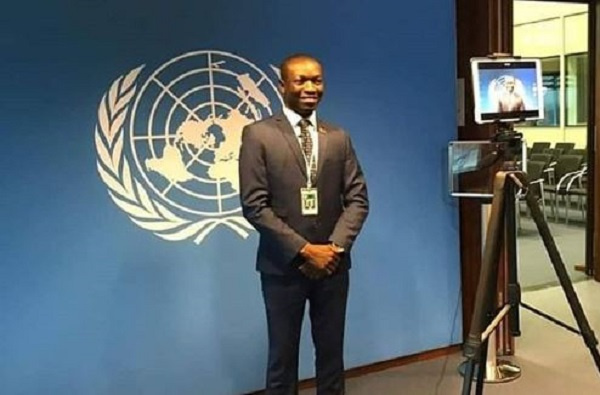 From shoemaker and scrap dealer to UN fellow - The inspiring story of Justice Surugu