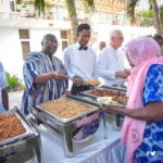 Vice President Bawumia Fetes Lepers, Street Children on New Year's Day
