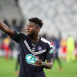 French born Ghanaian defender Enock Kwateng bereaved