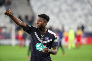 Enock Kwateng makes team of the week in French Ligue 1