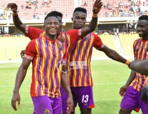 Hearts were poor under Kim Grant because he barred us from doing juju - Saban Quaye