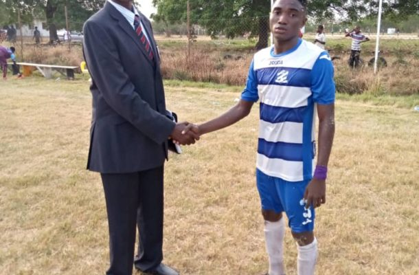 DOL: Young Wise defender Bismark Duah named man of the match in Lions loss