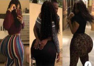 VIDEO: Kofi Adomah grabs, squeezes Jaye Love's huge bum during interview