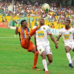 Match Report: Last gasp Naby Keita penalty steals victory for Kotoko over Hearts