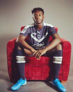 Bereaved Enock Kwarteng resumes Bordeaux training for Nantes clash