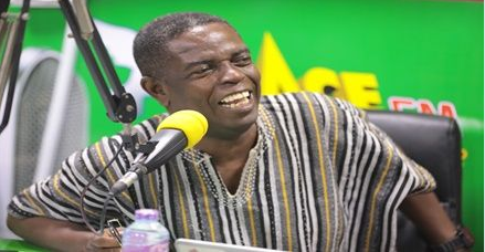 EC wants corruption to skyrocket, filing fee 'exorbitant' - Kwesi Pratt