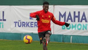 Difficult moments for Lumor Agbenyenu and Baba Rahman at Mallorca