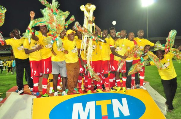 Holders Kotoko face Asokwa Deportivo in MTN FA Cup round of 64