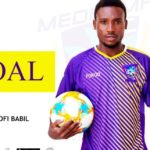 Medeama super-sub Nana Kofi Babil targets 15 goals for the season