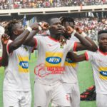 VIDEO: Dr. Kyei gives each Kotoko player GHC2000 for beating Hearts of Oak