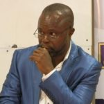 GFA EXCO member Oduro Sarfo dirties himself goes on rampage over Berekum Golden City Park pitch