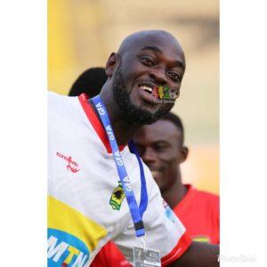 Kotoko PRO Ken Boakye-Ansah given five-match stadium ban