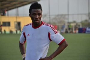 VIDEO: Samuel Tetteh pays a visit to old club WAFA