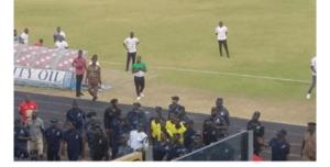 Sanction: Kotoko hit with stadium ban following the Baba Yara incident.
