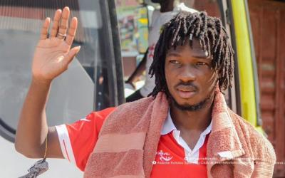 Super Clash: Songne Yacouba dropped from Kotoko squad