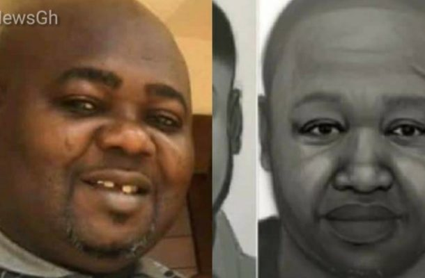 Kevin Taylor drops picture of Ken Agyapong's bodyguard against Suale killer's portrait