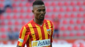 Bernard Mensah suspended by club for indicipline