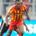 I have received two offers from abroad - Bernard Mensah