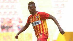 VIDEO: Bernard Mensah misses penalty provides two assists for Kayserispor