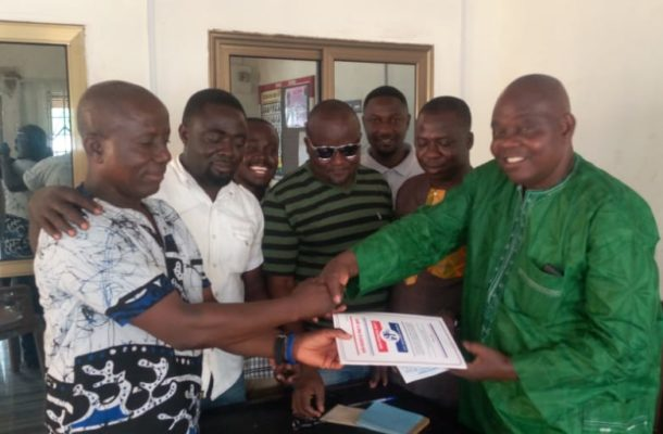 NPP Primaries: Suhum MP gets contender