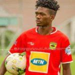 Kotoko mutually terminates contract with defender Empem Dacosta
