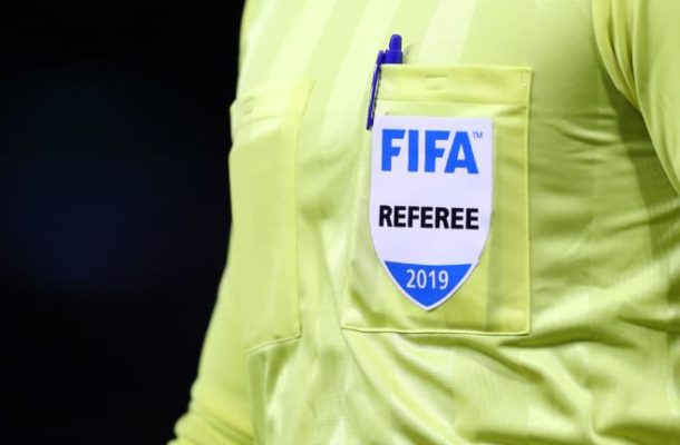 Chadian referee Alhad Allaou to officiate Ghana vs Cameroon quarter final clash