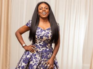 Nana Aba Anamoah reacts to claims she's a pimp