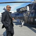 NBA legend Kobe Bryant dies with four others in helicopter crash