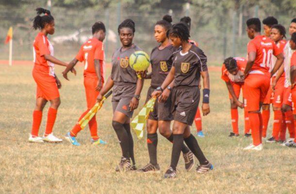 Match Officials for Women's Premier League Matchday 6
