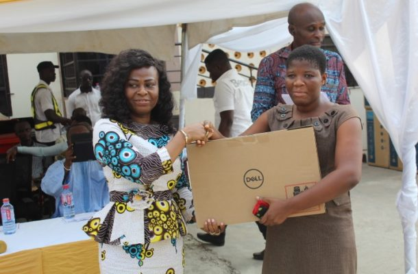 PHOTOS: Oforikrom Municipal Assembly donates to PWDs