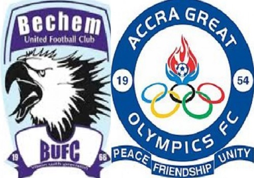 Preview & Prediction: Bechem United vs Great Olympics