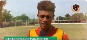 VIDEO: Legon Cities winger Papadopoulos Panagiotis fit to face Kotoko