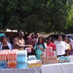 E/R: NPP Women Organizer fetes prisoners