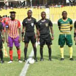 Match officials for Ghana Premier League match day 4 announced