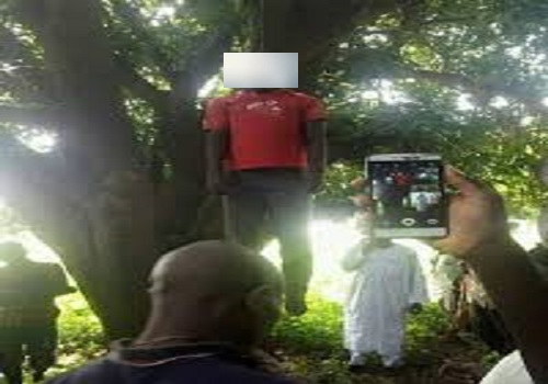 A/R: Man commits suicide at Ghana Card registration centre