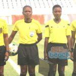 Match officials for match day of National Women's league announced