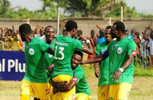 VIDEO: Watch Samuel Bioh's last minute goal against Kotoko
