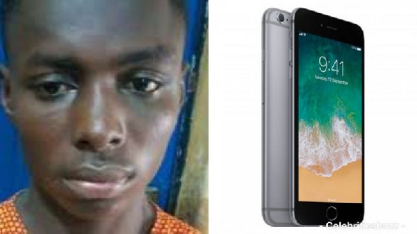 iPhone thief who slashed shop attendants throat gets 10 years in prison