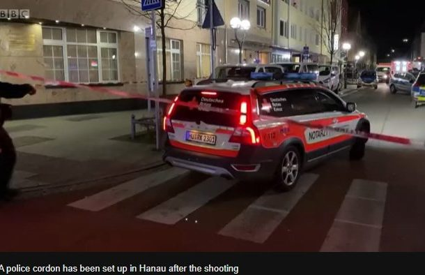 'Several dead' in mass shooting in Germany