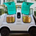 Self-driving delivery van ditches 'human controls'