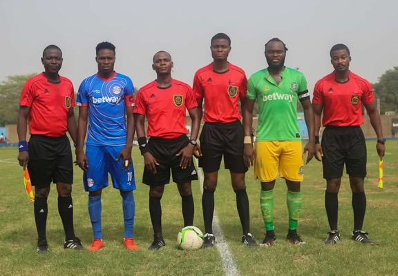 GPL: Match officials for Week 11 announced