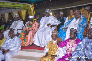 Don't allow yourselves to be used for political violence - Bawumia cautions Zongo Youth