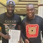 AshantiGold complete signing of ex-premier league goal king Nana Poku